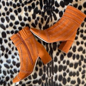 Jeffrey Campbell Grateful booties